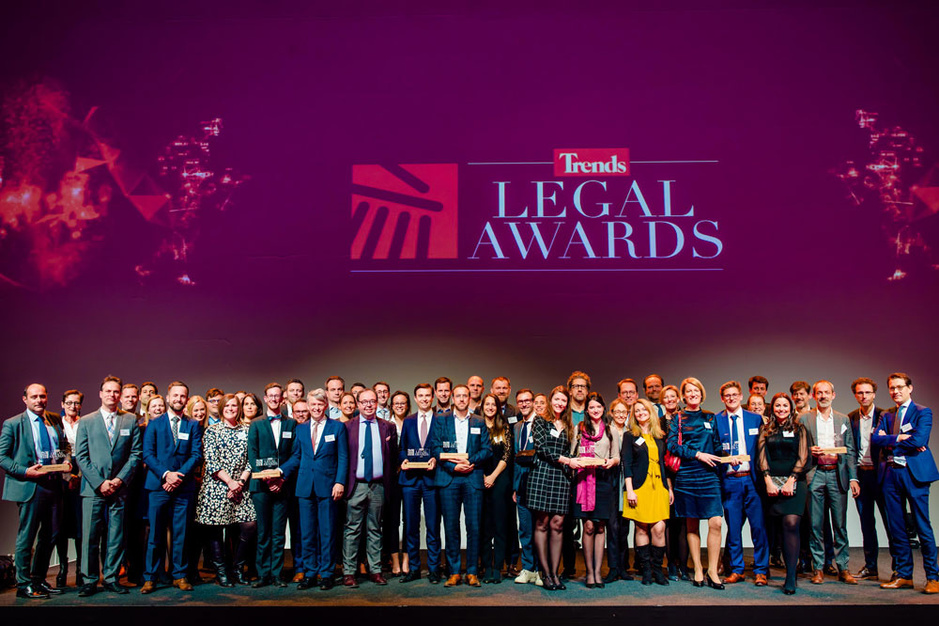 In beeld: Trends Legal Awards 2019