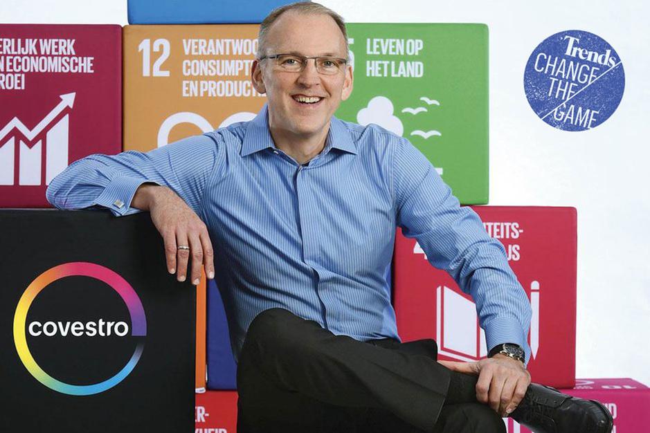 Georg Wagner (Covestro): 'Onze plastics zijn nodig om de wereld duurzamer te maken'