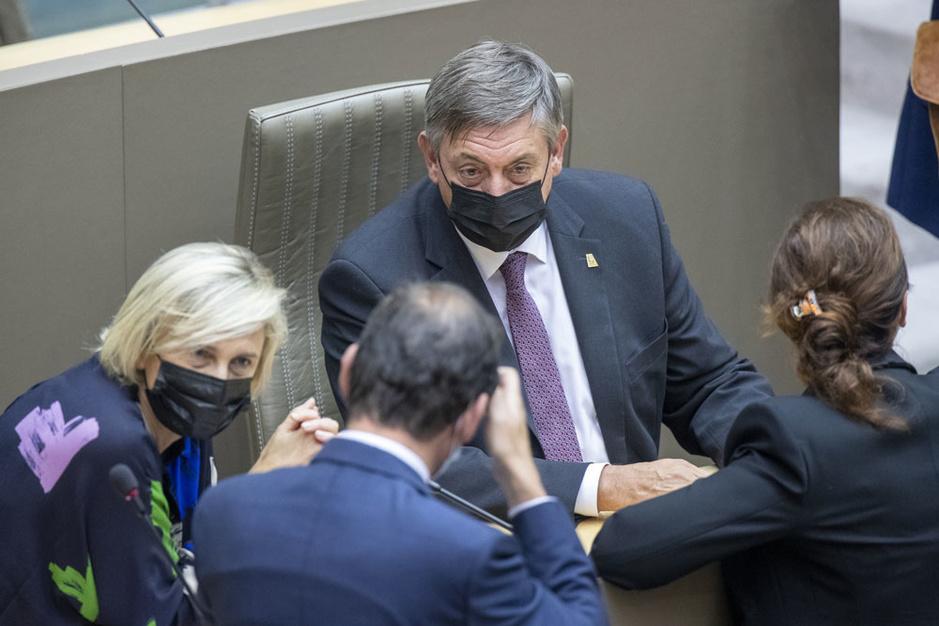 De balans: nieuwe Vlaamse machtsverhoudingen