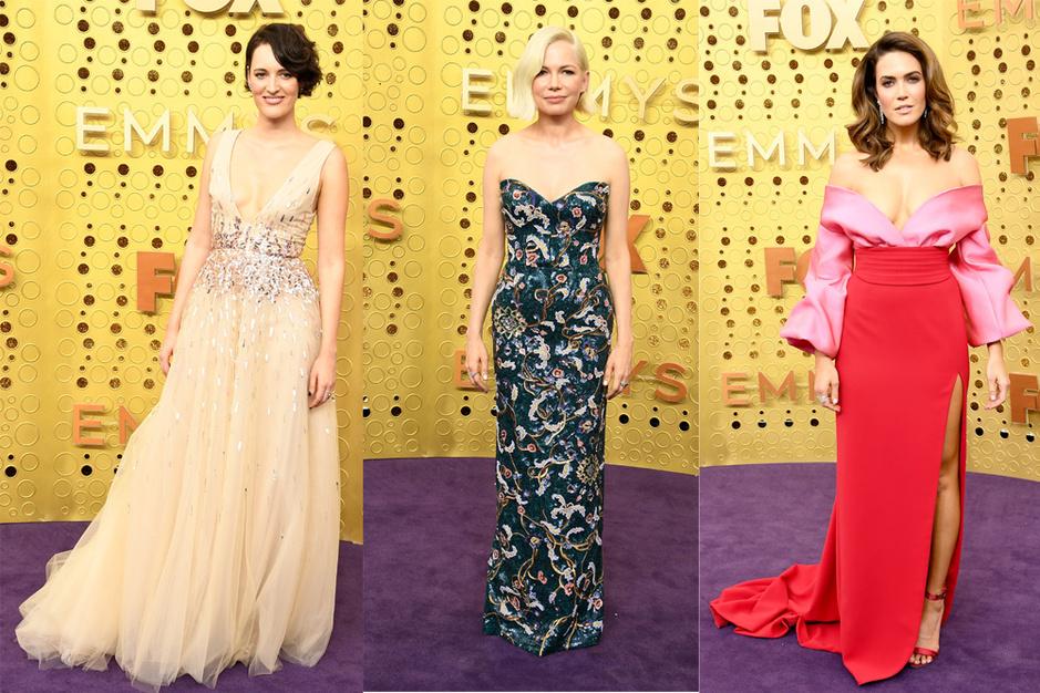 En images: les plus belles robes aperçues sur le tapis rouge des 71e Emmy Awards