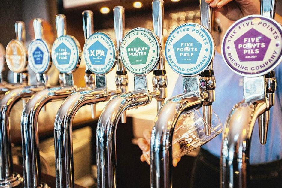 Van klassieke ale tot originele craftbeers: bier is booming in de Britse hoofdstad