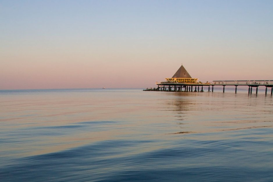 Op het Duitse eiland Usedom schijnt de zon even gretig als aan de Côte d'Azur