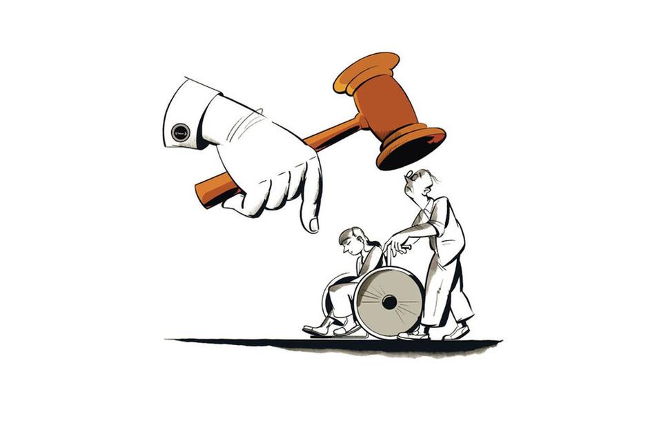 Bewindvoering voor mensen met een handicap: een falend systeem