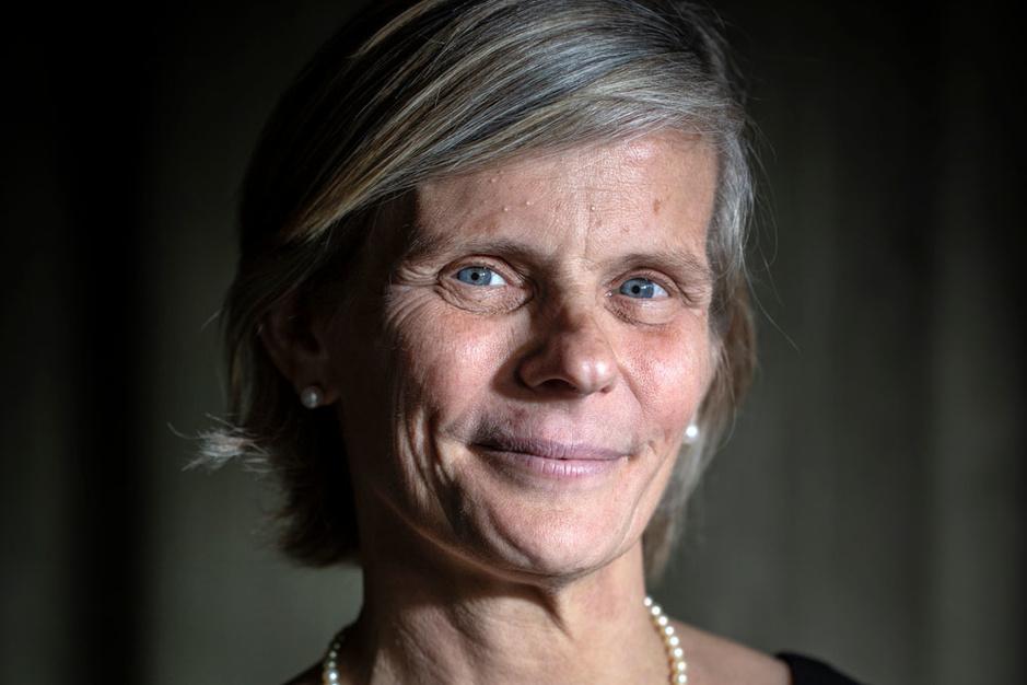 VUB-rector Caroline Pauwels: 'Ik vecht niet tegen kanker. Ik vecht voor het leven'