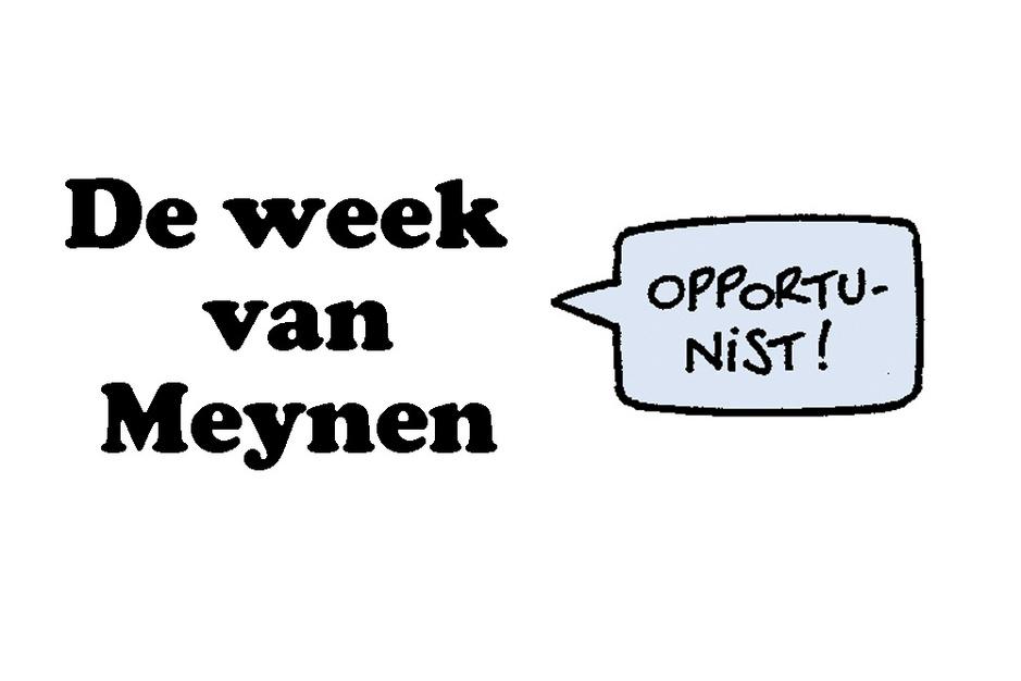 De week van Meynen: een kroniek van de regering in lopende zaken
