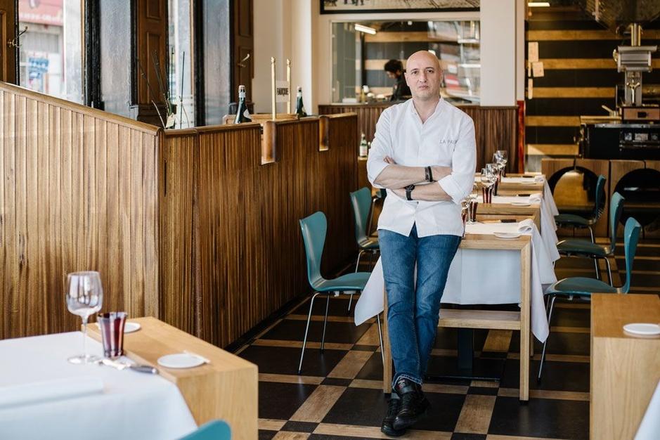 Chef-kok David Martin: 'Niemand wordt wakker met een geniaal idee voor een nieuw recept'