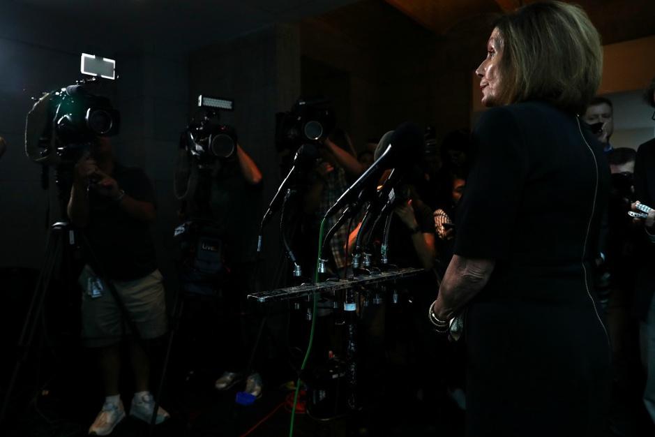 Waarom Nancy Pelosi afgelopen week tóch voor impeachment koos