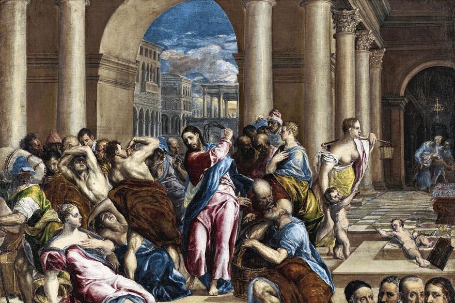 Expo: schilder El Greco krijgt zijn eerste grote retrospectieve in Parijs