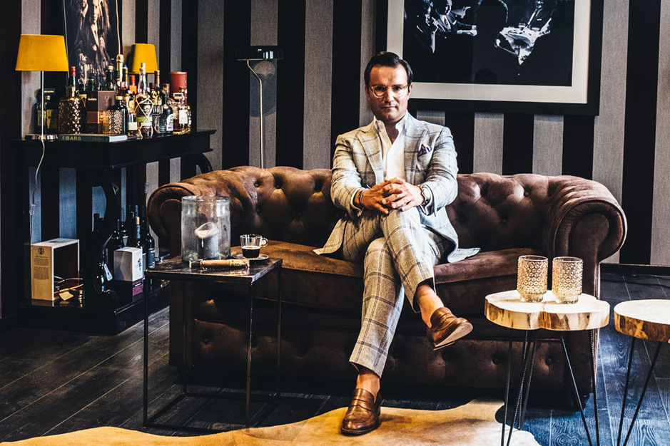 Omar Souidi: 'Als je ambitieus bent als advocaat moet je minstens twaalf uur per dag werken'