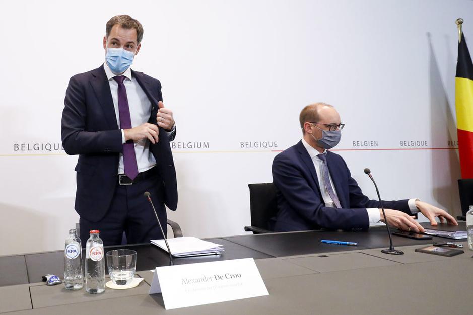 Hoe de Belgische overheid 20 miljard euro meer spendeert dan haar buurlanden