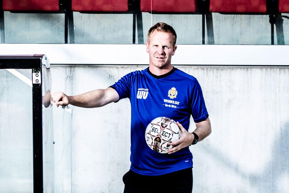 KV Mechelen-coach Wouter Vrancken: 'Wij hebben recht op 1A'