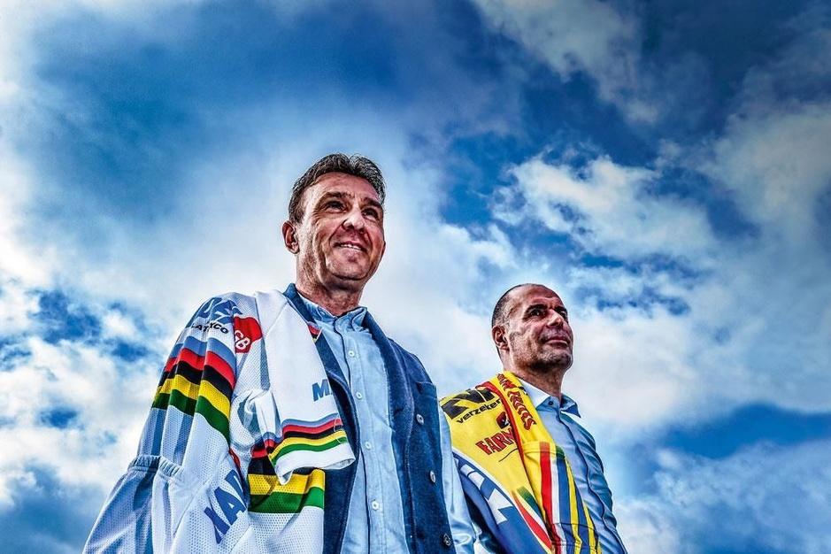 Johan Museeuw: 'Laat pas in de Ronde de leeuw in jezelf los'