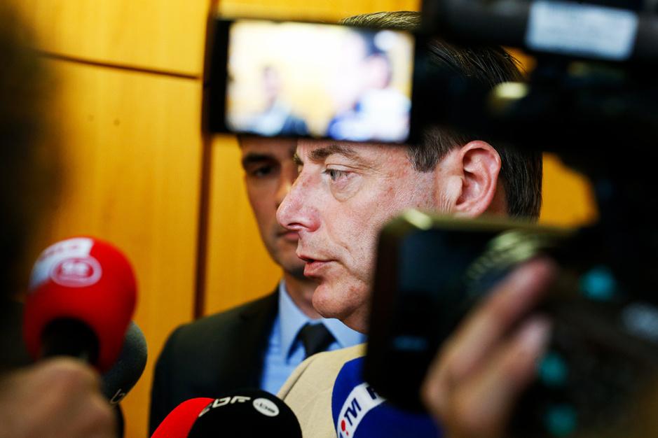 Hoe Bart De Wever reageerde op een signaal vanuit het Paleis