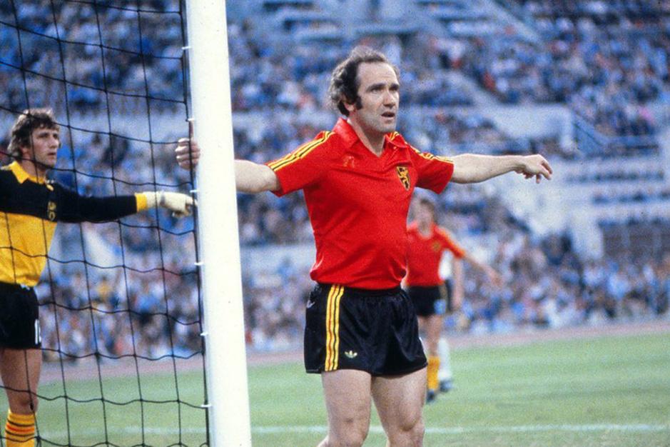 Van Moer over zijn EK 1980: 'Voor de beslissende match tegen Italië bestelden we nog een pintje'