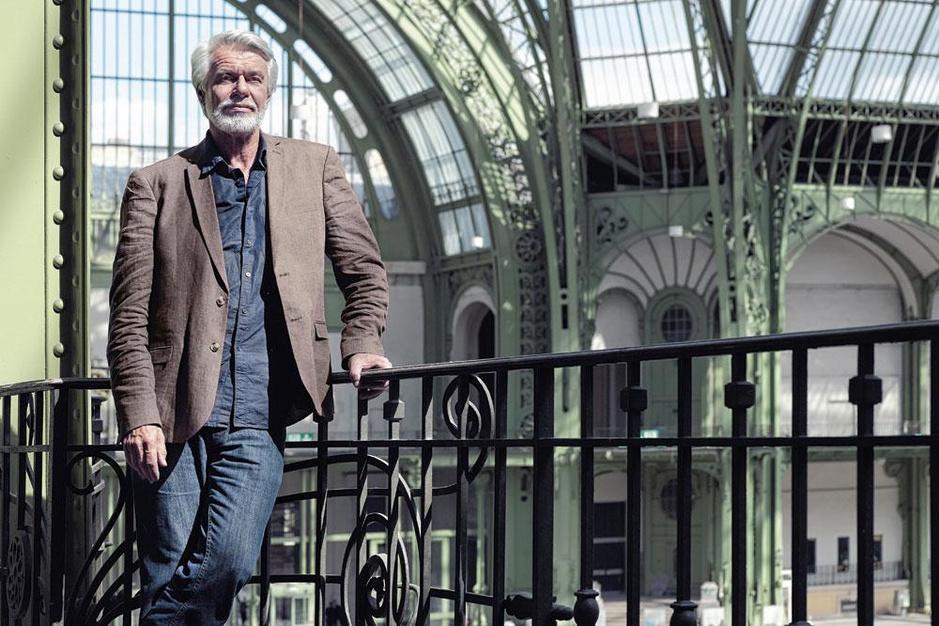 Chris Dercon, directeur van het Grand Palais: 'Op recepties en diners glip ik er weleens vandoor'