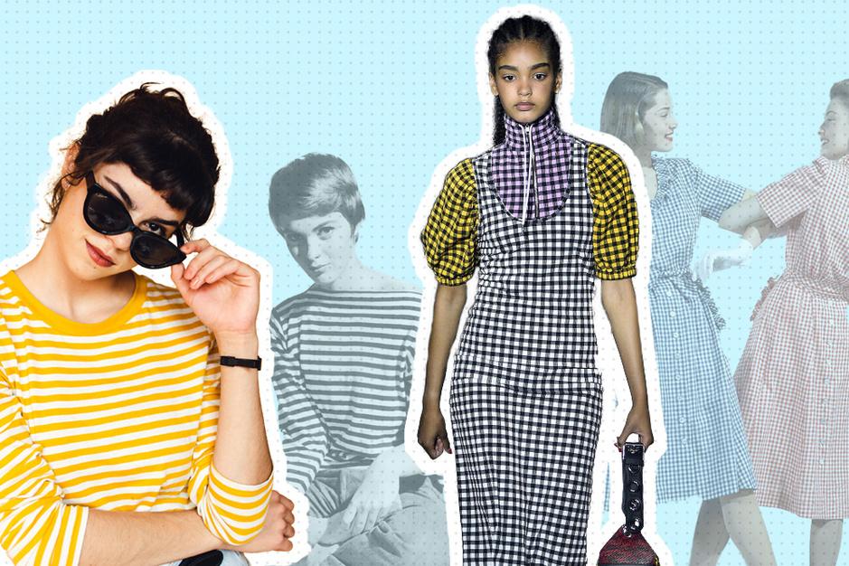 Tijdloze trends: nostalgische zomermode die je ook nu nog in de kast hebt hangen