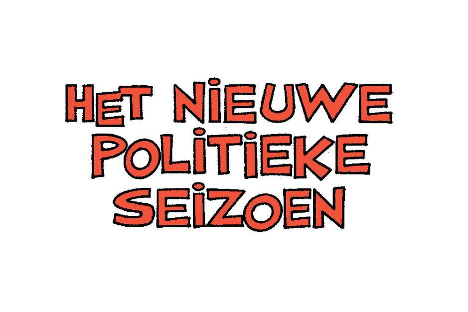De week van Meynen: het nieuwe politieke seizoen