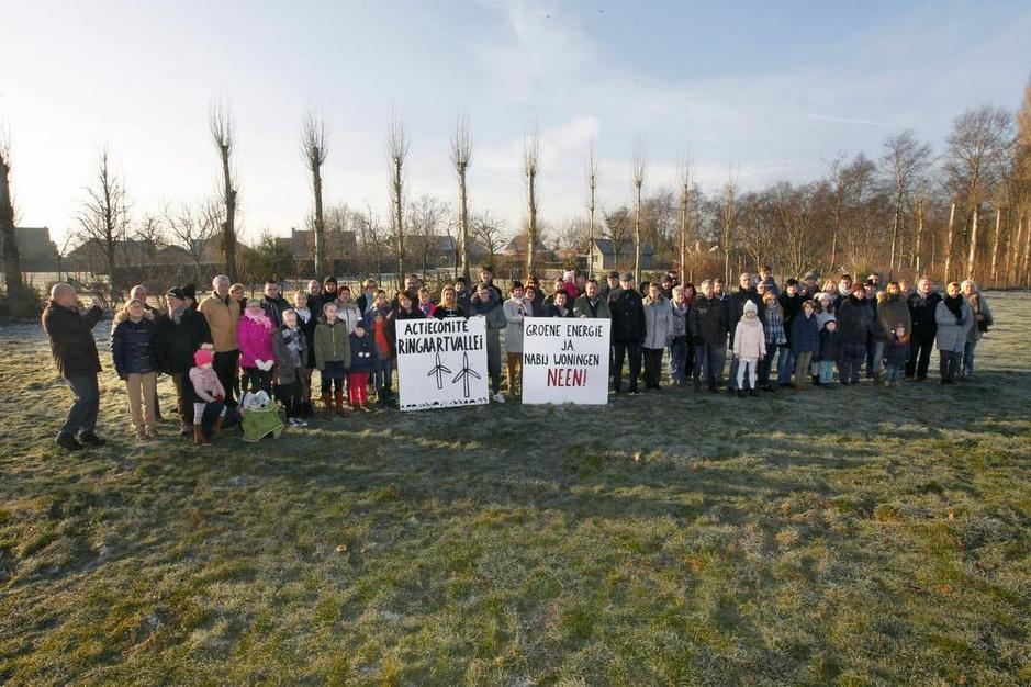 Torhouts actiecomité blijft zich verzetten tegen komst van nieuwe windmolens