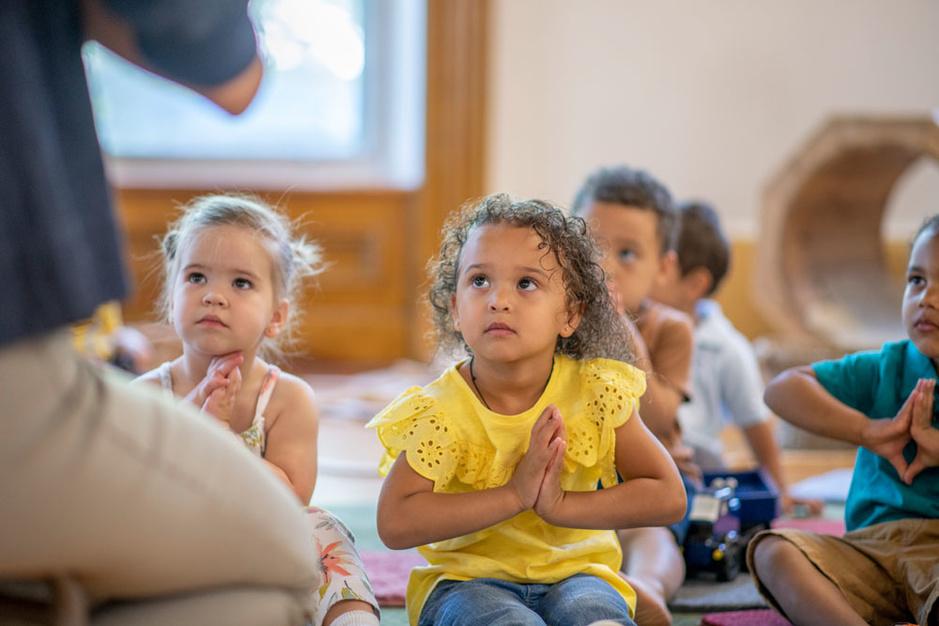 Mentale training voor kinderen: 'Je kunt er niet vroeg genoeg mee beginnen'