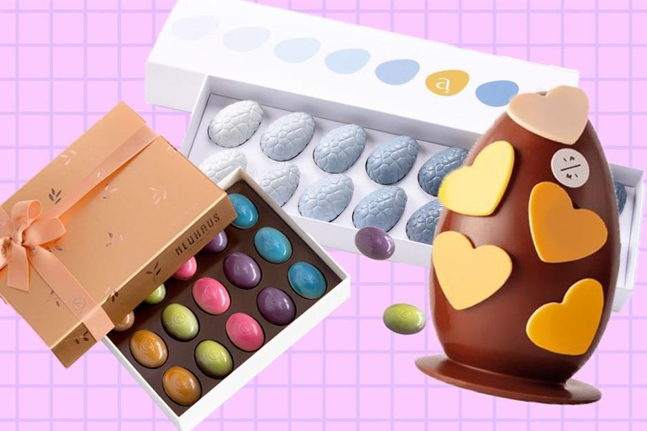 Van supermarkt tot chocolatier: 8 paaseitjes uitgetest