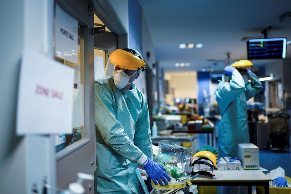 Infografiek coronavirus: aantal besmettingen blijft toenemen