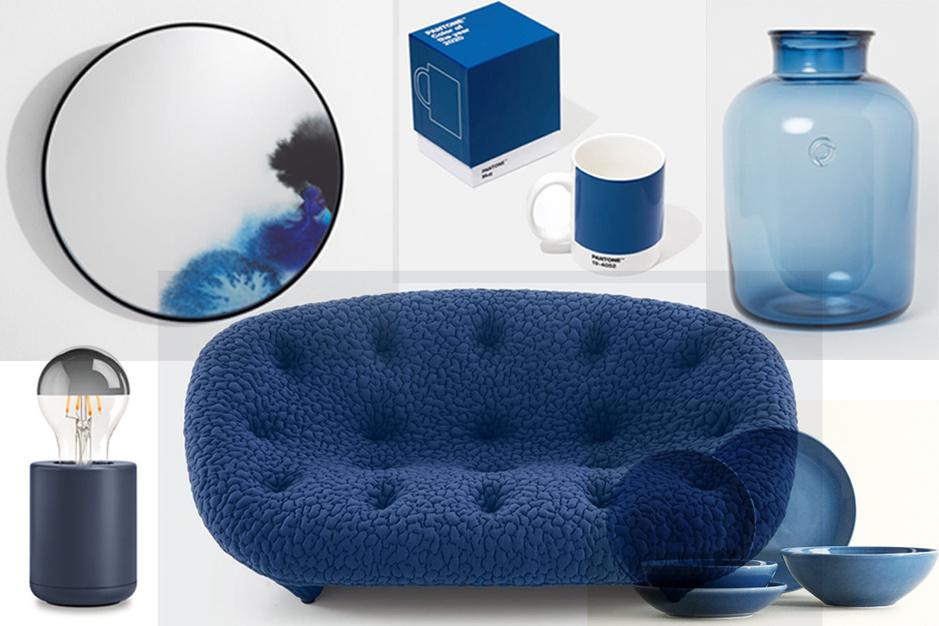 Shopping: le Classic Blue de Pantone, couleur de l'année 2020 en 20 objets pour la maison