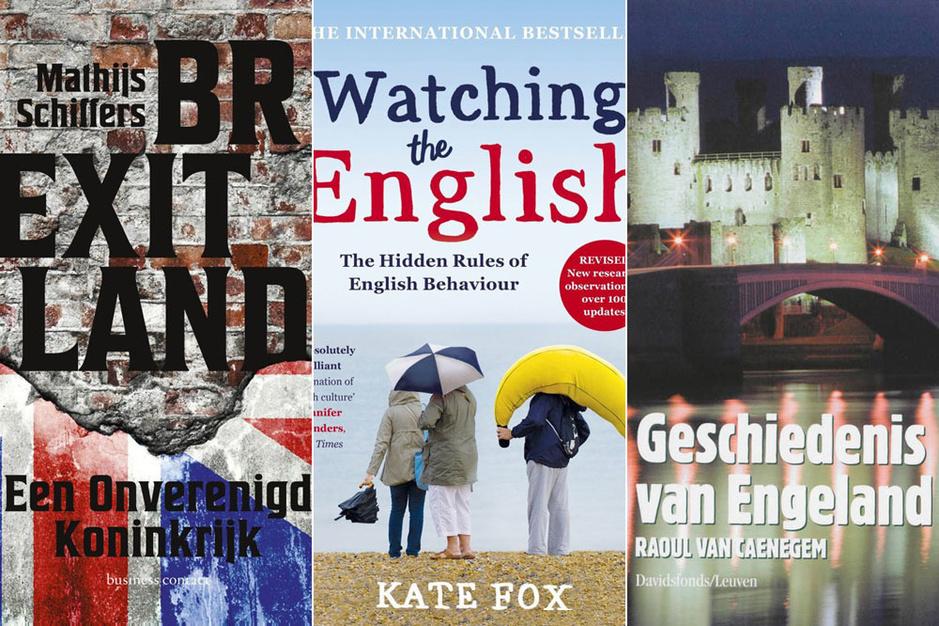 De drie beste boeken over het Verenigd Koninkrijk volgens Harry De Paepe