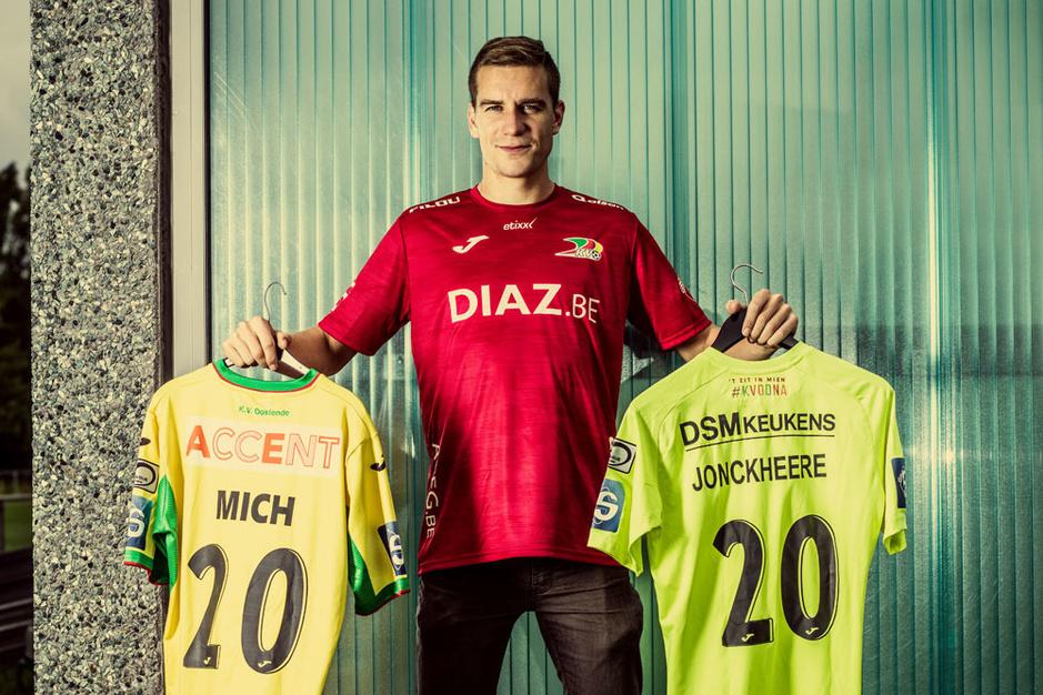 Michiel Jonckheere (KVO): 'Natuurlijk verdienen voetballers te veel'