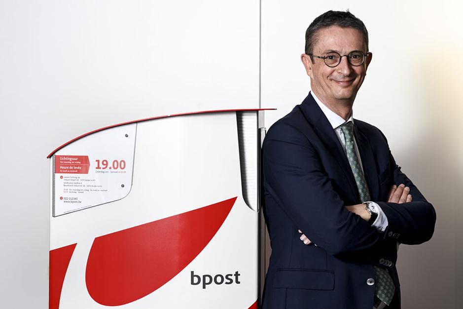 Bonden bpost zijn blij met nieuwe CEO Tirez (video)