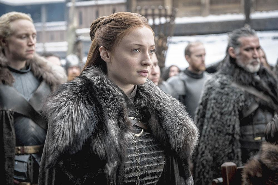 Y a-t-il une vie après Game of Thrones? Réponse avec Sophie Turner/Sansa Stark