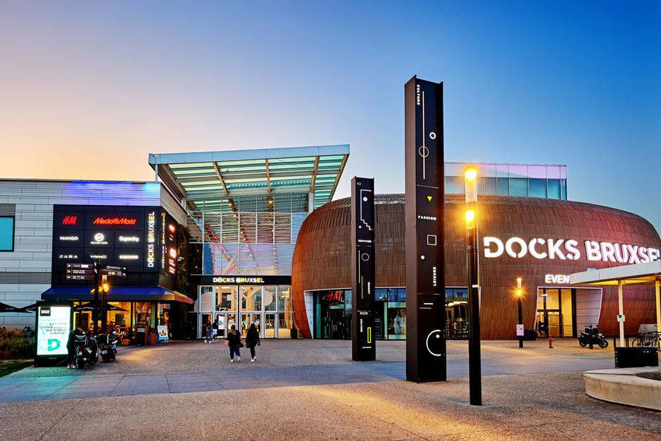 Lego-attractiepark wordt trekker van Docks Bruxsel