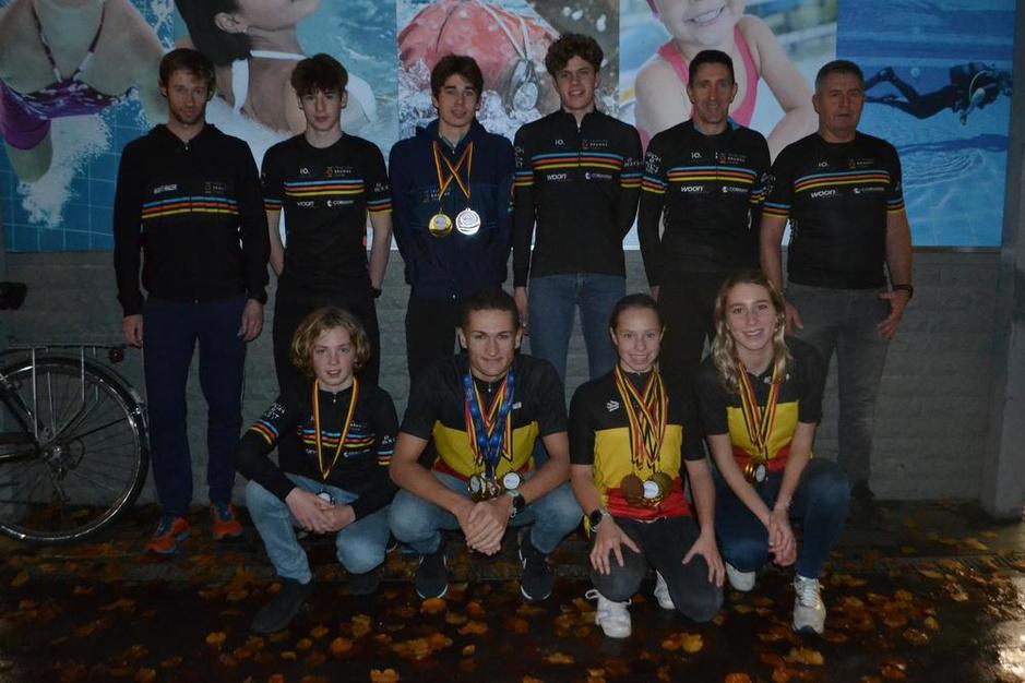 Triatlon Brugge Team heeft uitstekend 2019 achter de rug