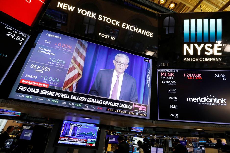 Waarom de Fed paniek veroorzaakt op de beurs