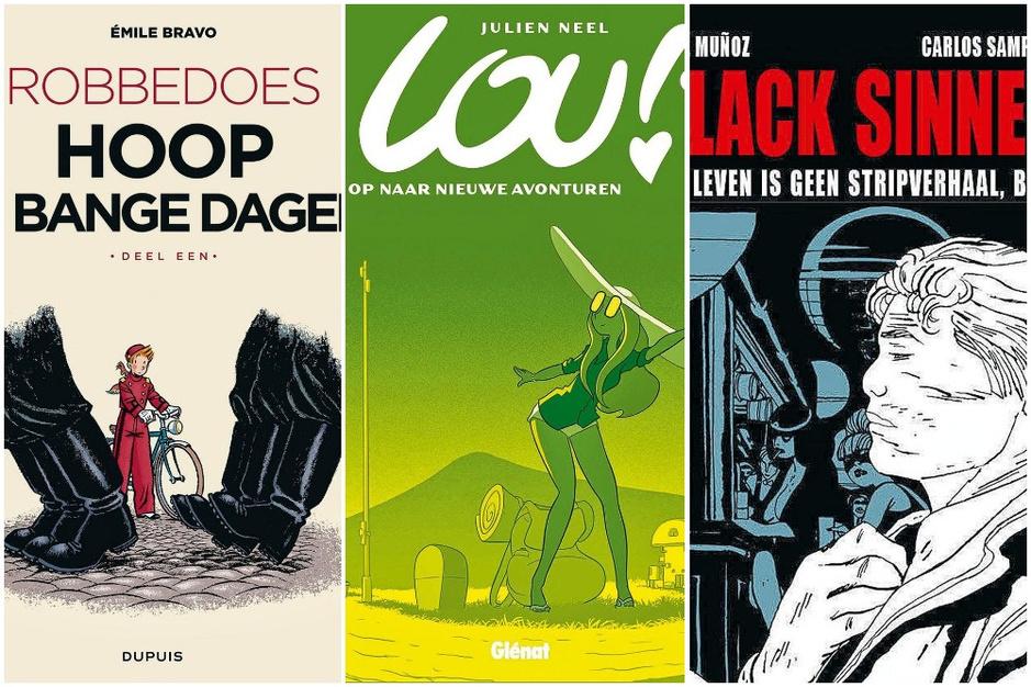De Tussenstand: dit zijn de beste strips van 2019 tot nu toe