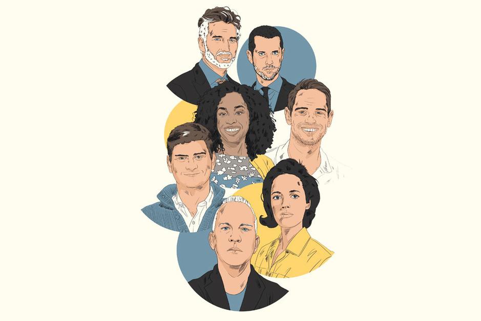 De zes duurste showrunners uit de tv-wereld en hoeveel ze verdienen