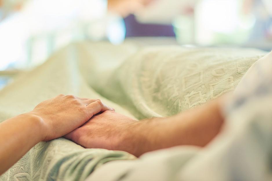 Leven met locked-insyndroom: 'Je bereikt niets met boos en verdrietig te blijven'