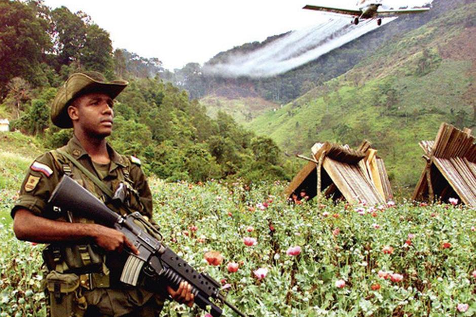Nieuwe cocaïnegolf bedreigt Colombia: 'President Maduro is de nieuwe Pablo Escobar'