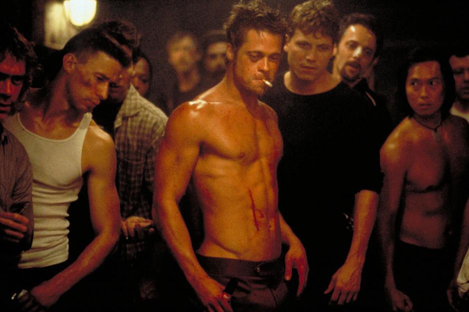 Twintig jaar 'Fight Club': wat een knokkende Brad Pitt ons leert over mentale gezondheid