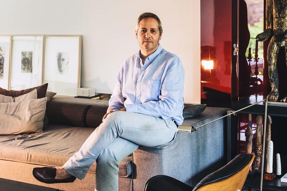 Chirurg Piet Hoebeke: 'Angst ken ik nauwelijks. Ook niet voor de dood'