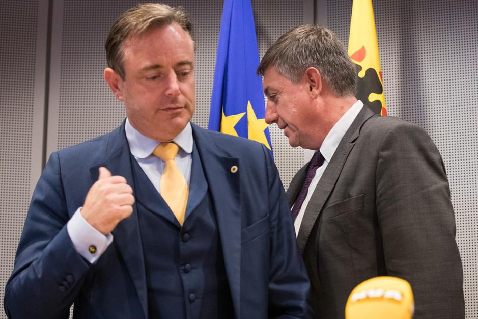 'Bart De Wever is zijn dominante positie kwijt, voorgoed'