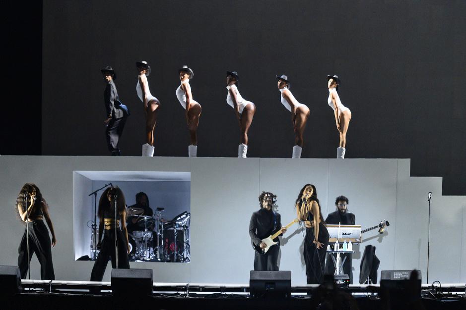 Solange en Rosalía traden op de slotdag van Primavera Sound uit de schaduw van Beyoncé
