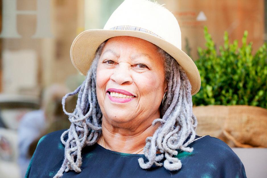 Ons laatste gesprek met Toni Morrison: 'Amerika heeft vandaag veel weg van het wilde Westen'