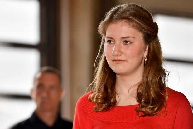 La princesse Elisabeth fêtera ses 18 ans en direct à la télévision