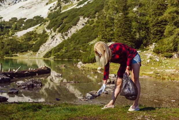 Zelfs afgelegen berggebieden blijken vervuild met microplastics