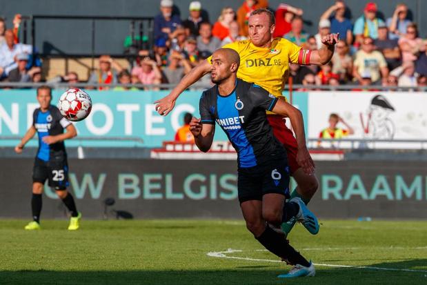 Club Brugge verhuurt Amrabat aan Hellas Verona