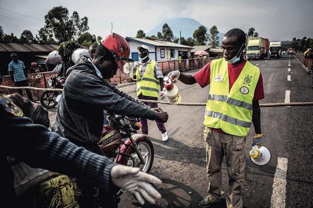 Au moins 134 cas confirmés dont une Belge en République démocratique du Congo