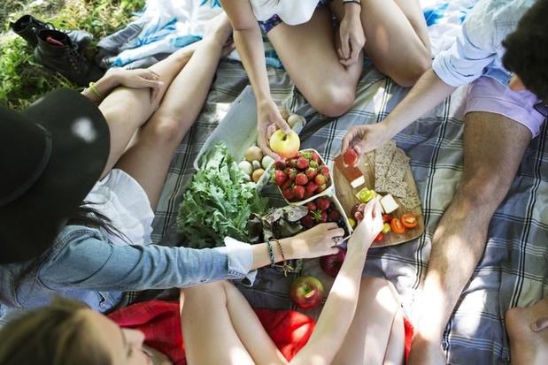 Belg overschat zijn fruit- en groenteverbruik