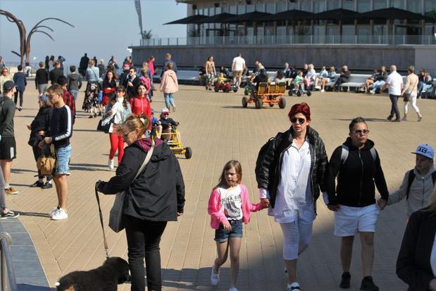 Even paniek nadat 5-jarig jongetje zoek raakt in Oostende