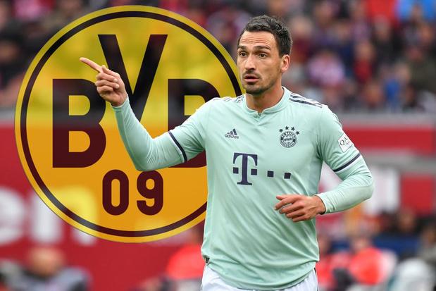 Hummels, le chaînon manquant de Dortmund