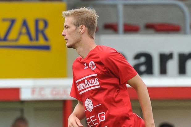 FC Gullegem speelt gelijk op Merelbeke